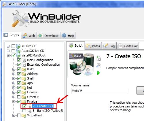 Create a Bootable VistaPE USB Hard Drive or Flashdrive